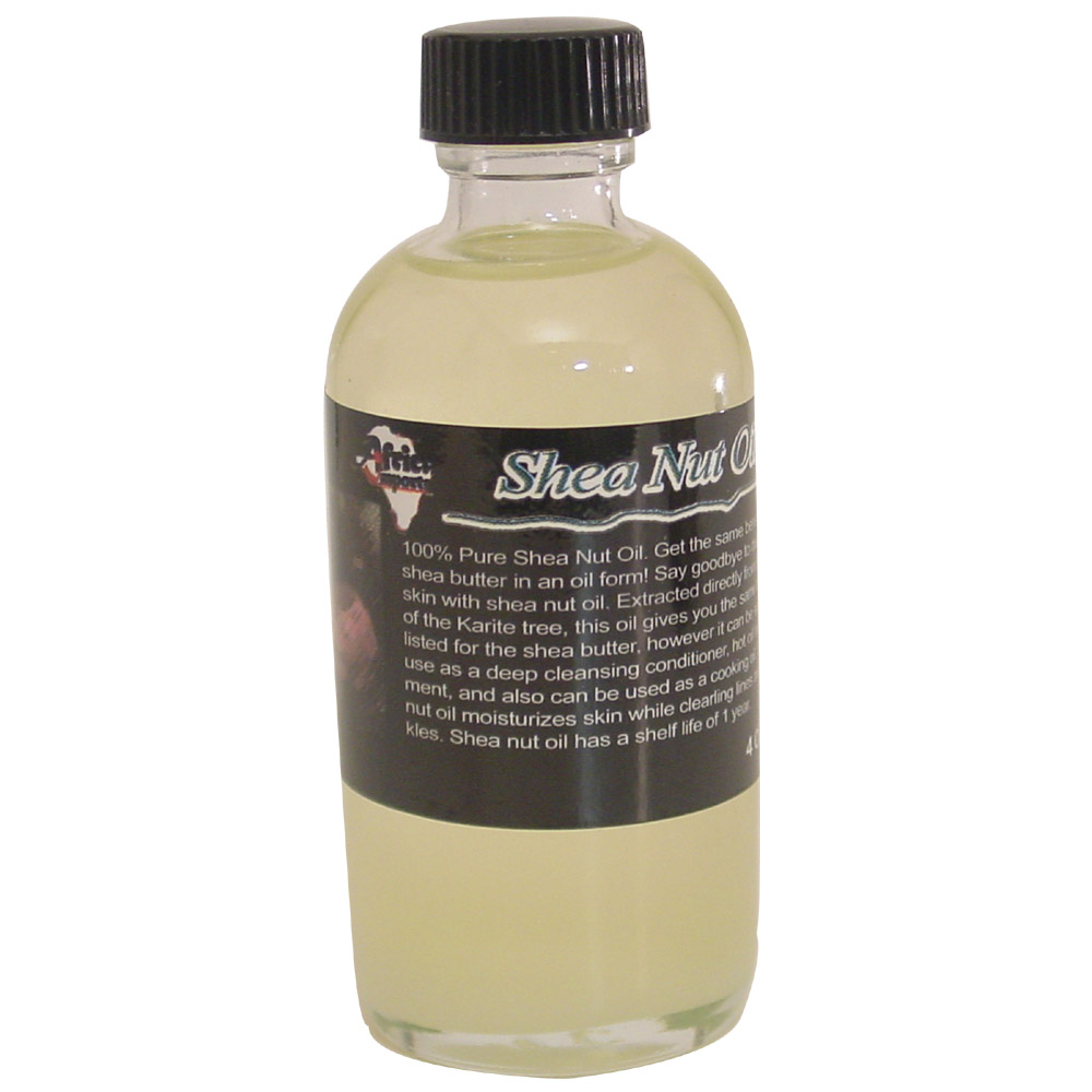 Shea Nut Oil 4oz, Owens African Imports
